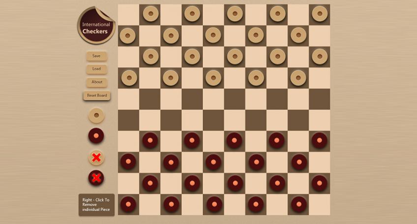 Chess n Checkers Game