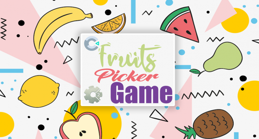 Fruits Picker Game